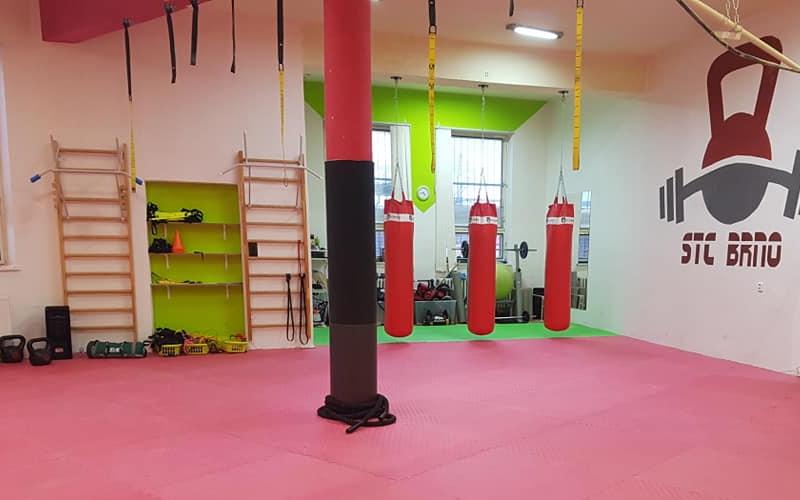 gym Arena Fight Club Brno