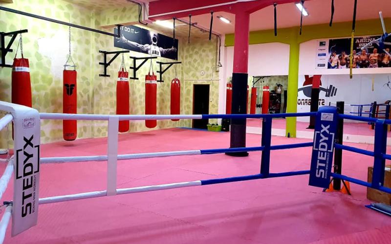 gym s ringem